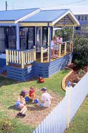 Werri Beach Holiday Park - Accommodation Nelson Bay