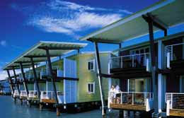 Couran Cove Island Resort - Accommodation Nelson Bay