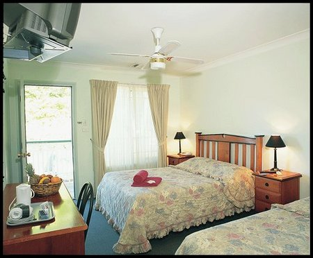 Miranda Lodge - Accommodation Nelson Bay