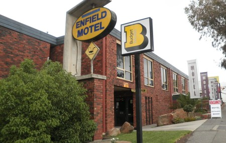 Enfield Motel - Accommodation Nelson Bay