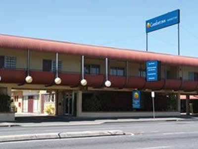 Comfort Inn Manhattan - Accommodation Nelson Bay