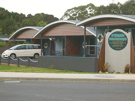 Strahan Bungalows - Accommodation Nelson Bay