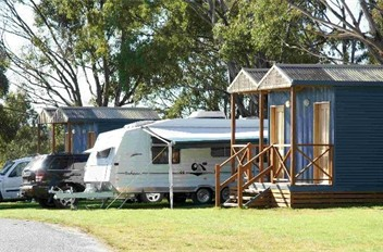 St Helens Caravan Park - Accommodation Nelson Bay