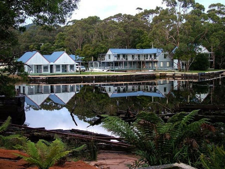 Risby Cove - Accommodation Nelson Bay