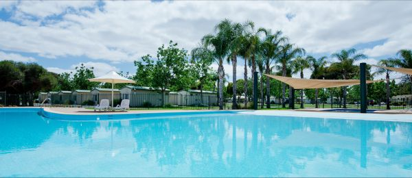 Berri Riverside Holiday Park - Accommodation Nelson Bay
