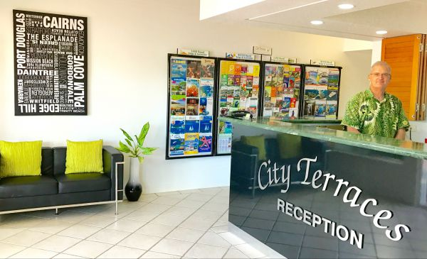 City Terraces - Holiday Apartments - Accommodation Nelson Bay