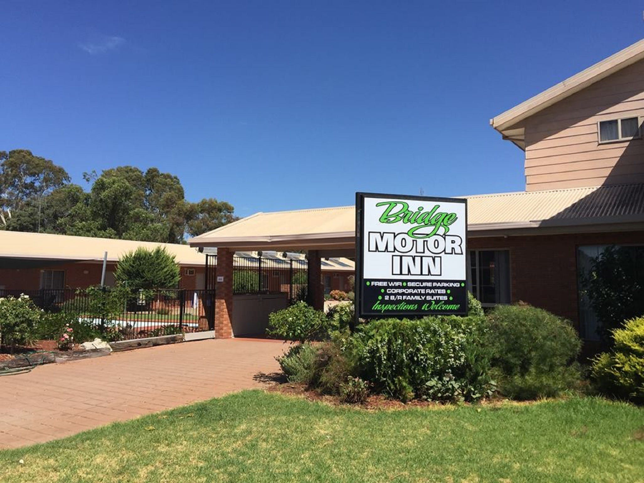 Bridge Motor Inn - Accommodation Nelson Bay