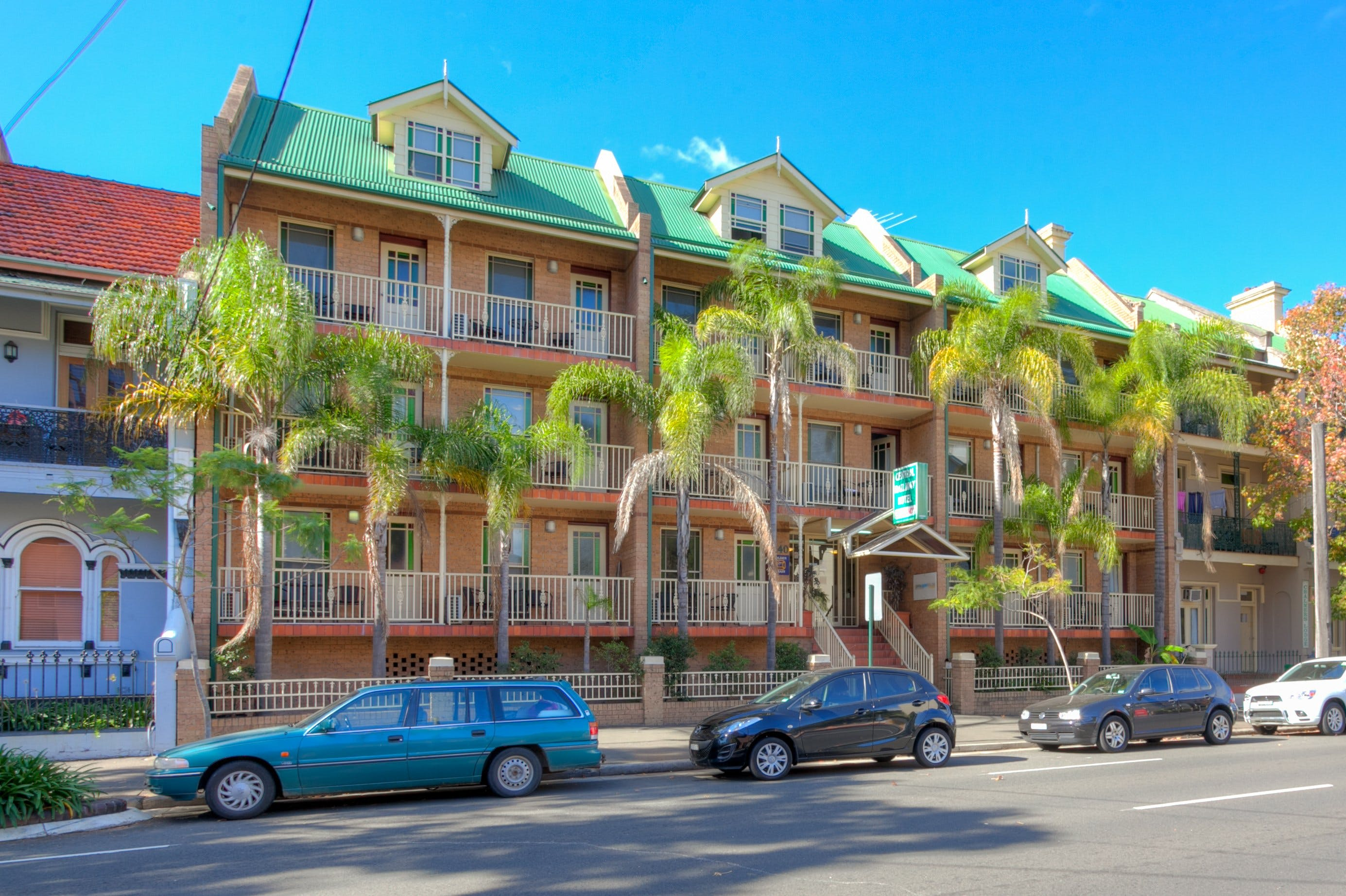 Central Railway Hotel - Accommodation Nelson Bay