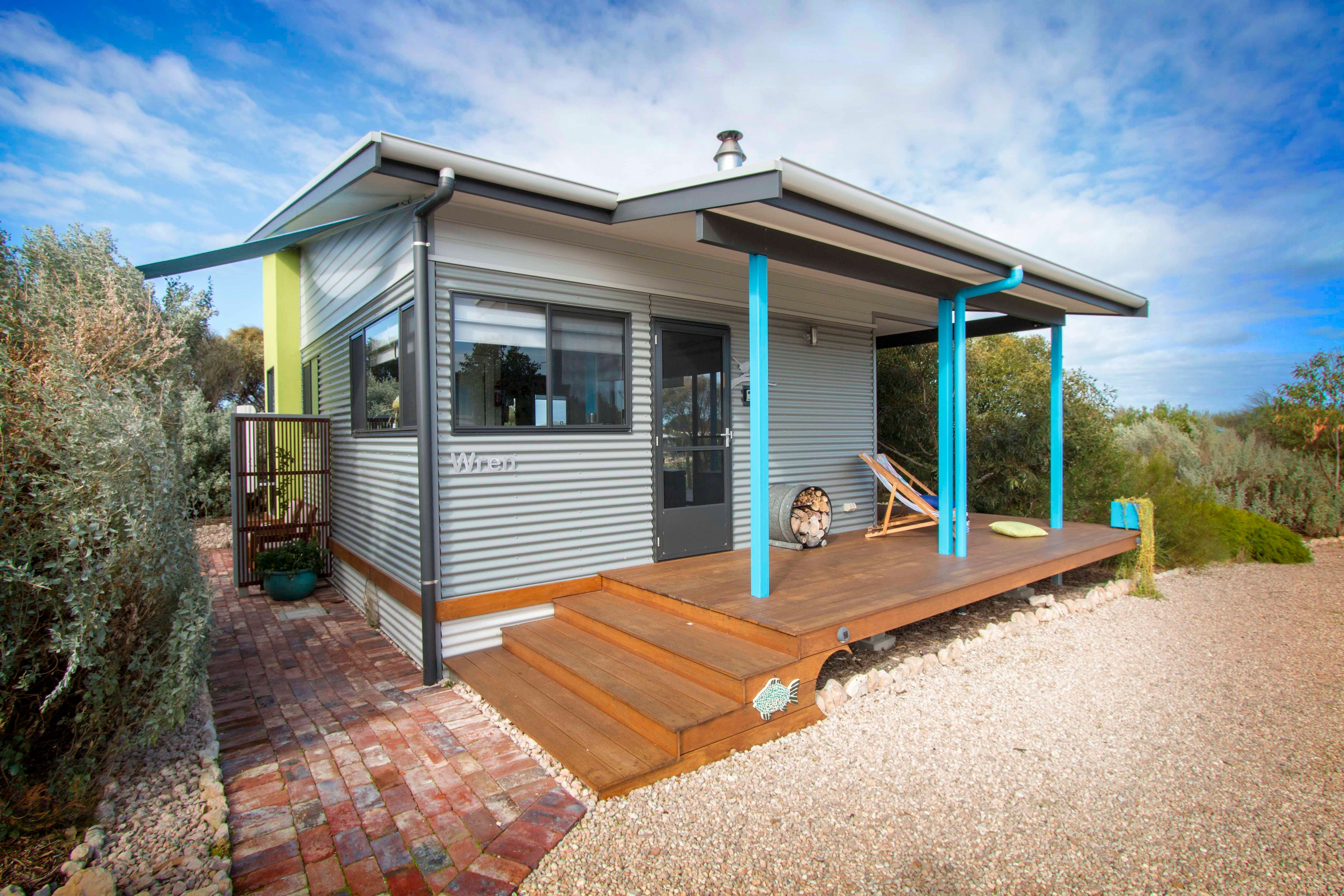 Coorong Cabins - Wren Cabin - Accommodation Nelson Bay