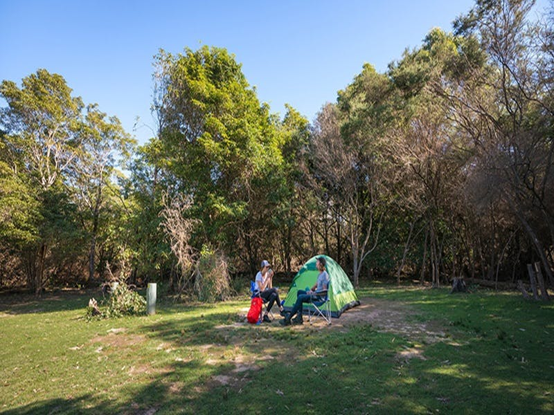 Hobart Beach campground - Accommodation Nelson Bay
