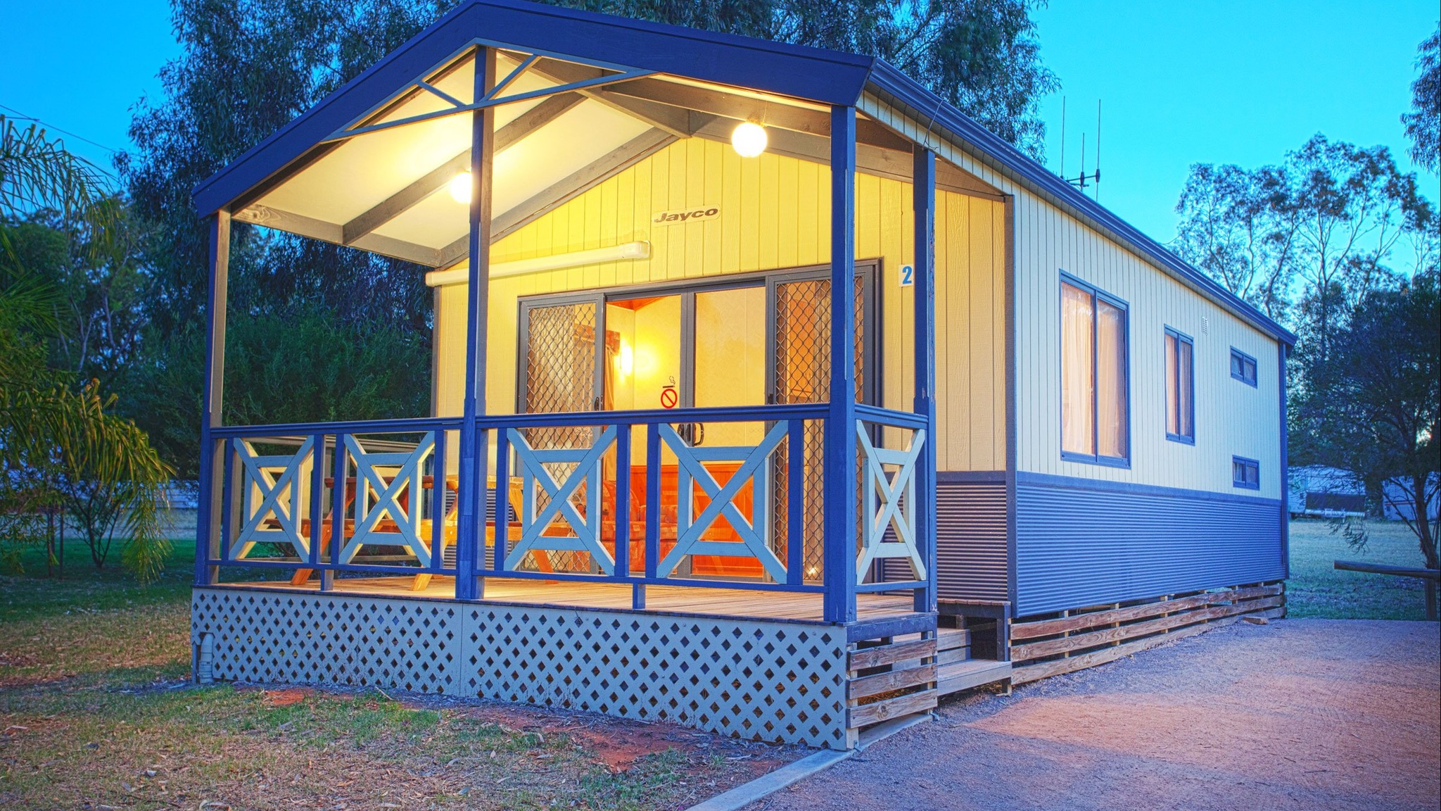 Discovery Parks - Lake Bonney - Accommodation Nelson Bay