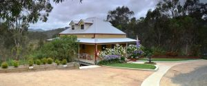 Tanwarra Lodge Bed and Breakfast - Accommodation Nelson Bay