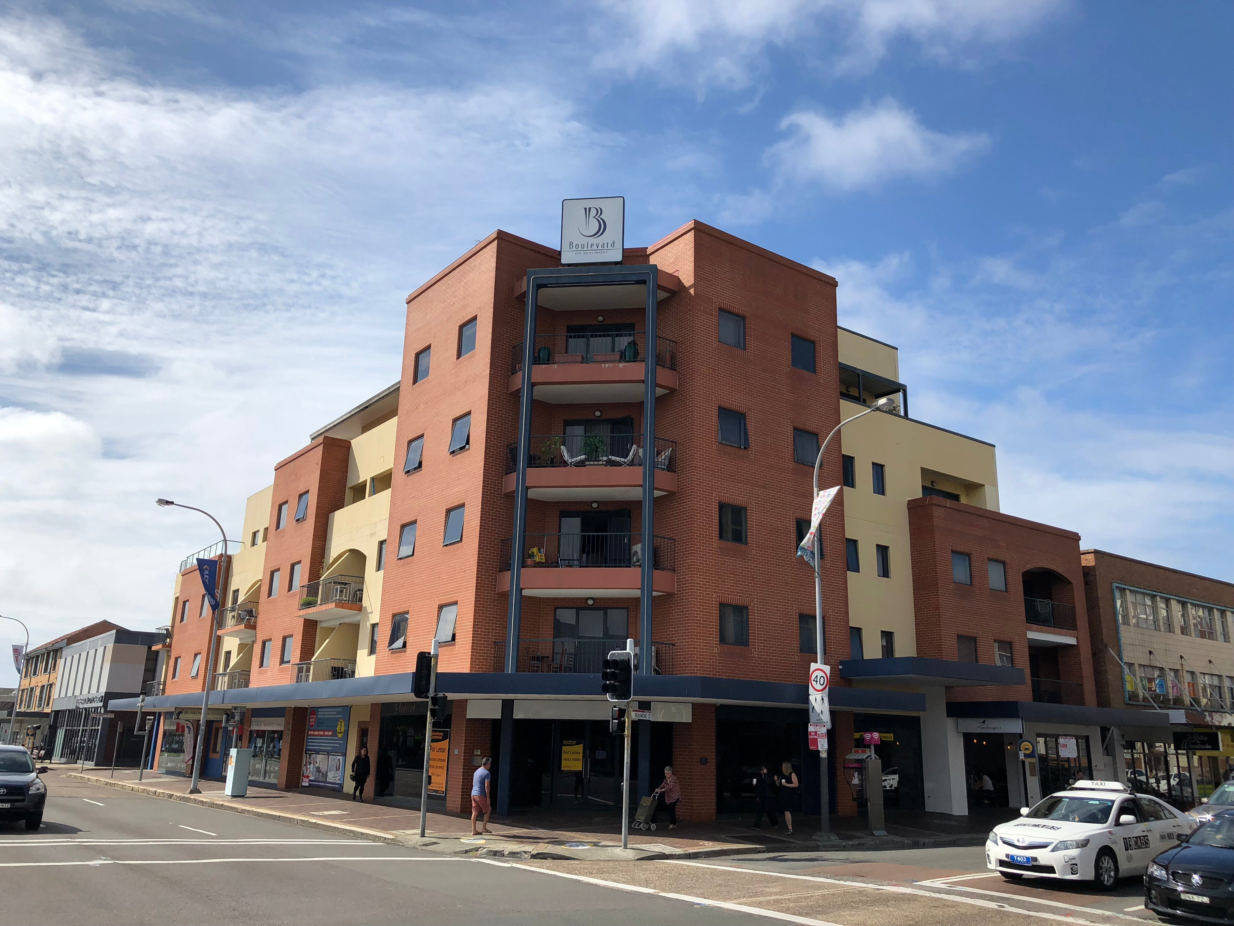 Boulevard on Beaumont apartment hotel - Accommodation Nelson Bay