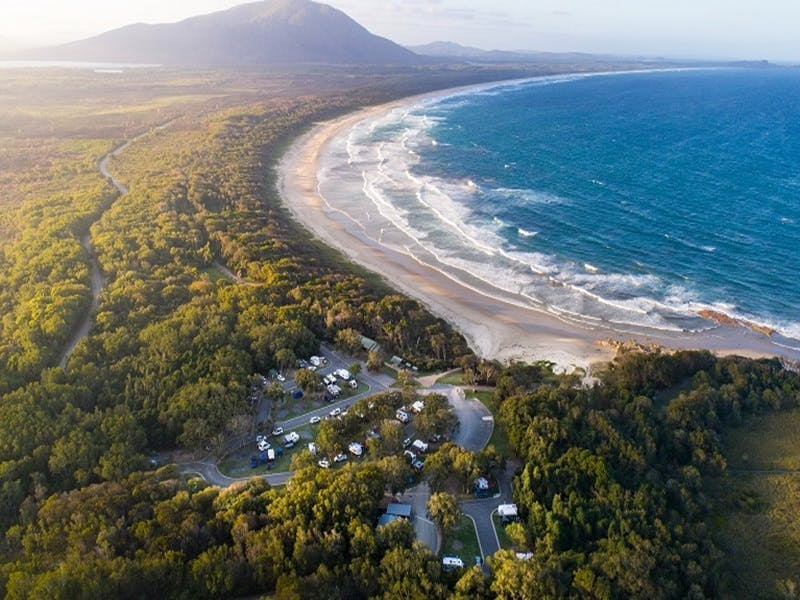 Diamond Head campground - Accommodation Nelson Bay