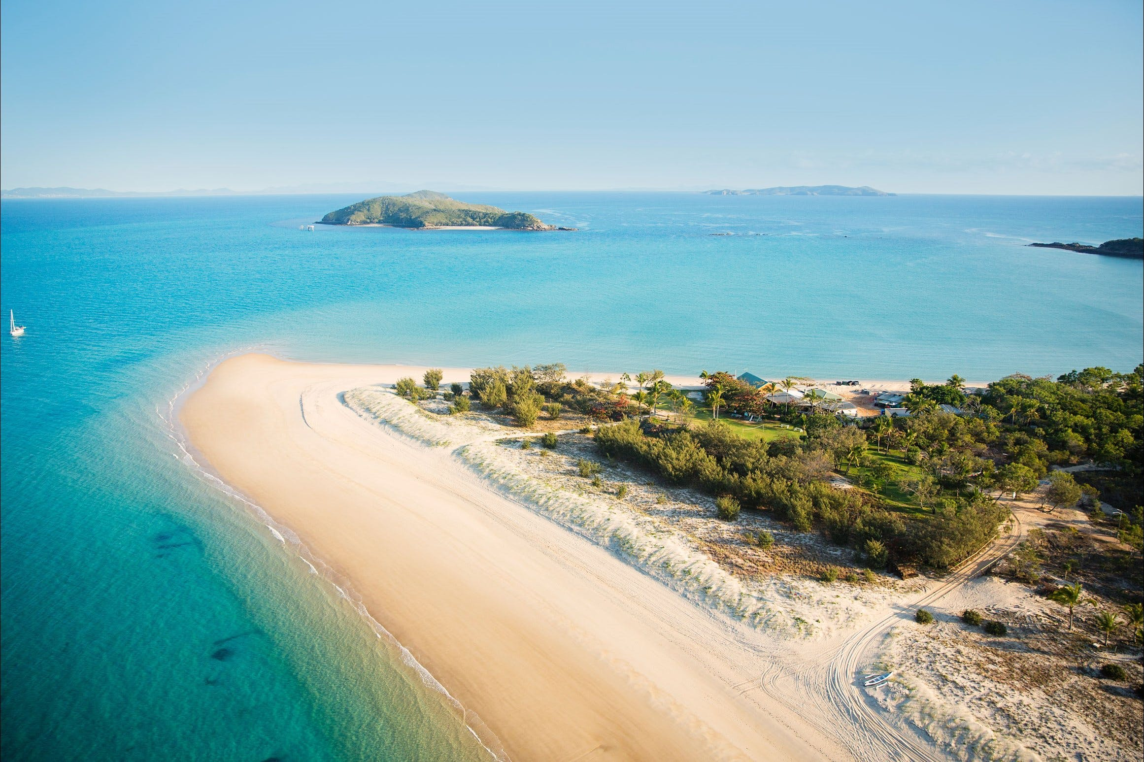 Great Keppel Island Hideaway - Accommodation Nelson Bay