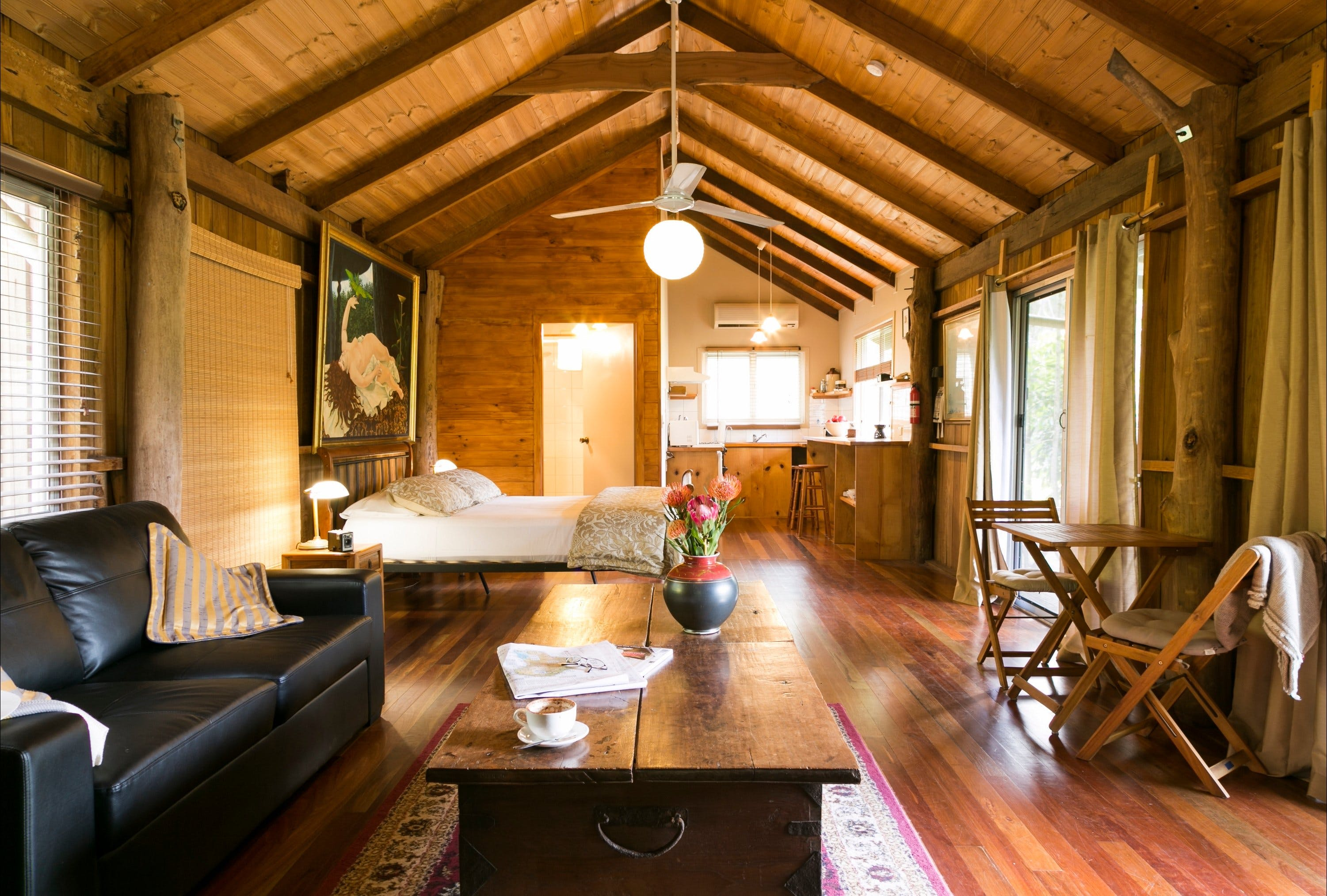 Mavis's Kitchen and Cabins - Accommodation Nelson Bay