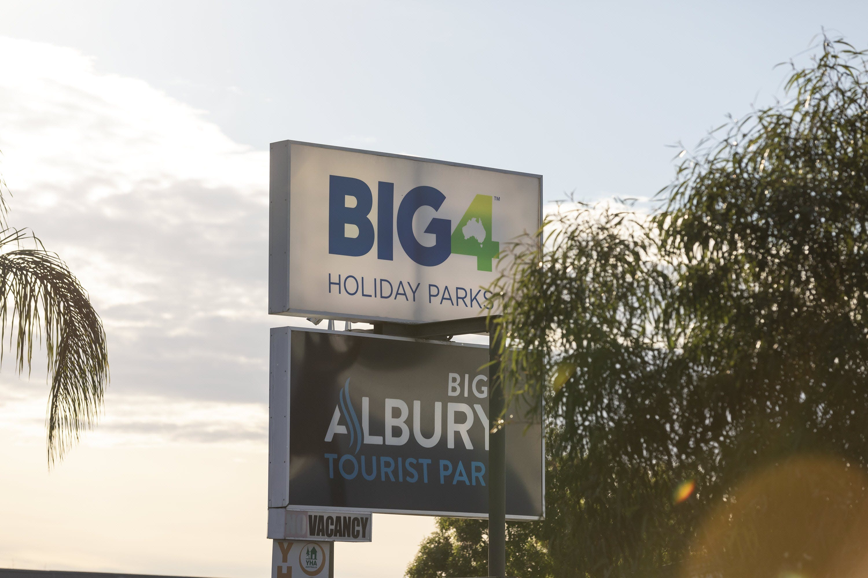 BIG4 Albury Tourist Park - Accommodation Nelson Bay