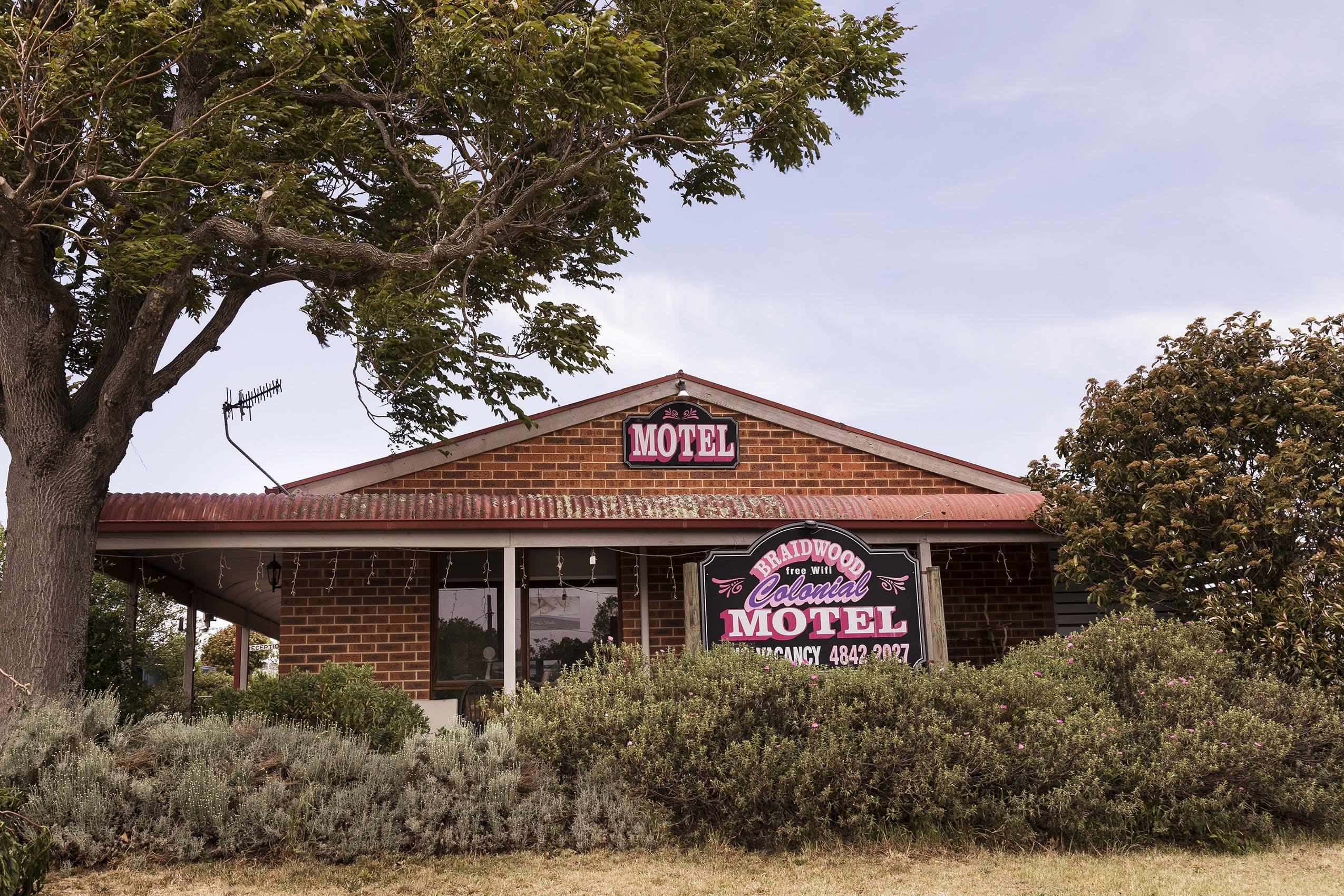 Colonial Motel - Accommodation Nelson Bay