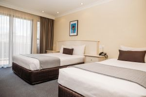 Kobbers Motor Inn - Accommodation Nelson Bay