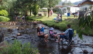 Marysville Caravan and Holiday Park - Accommodation Nelson Bay