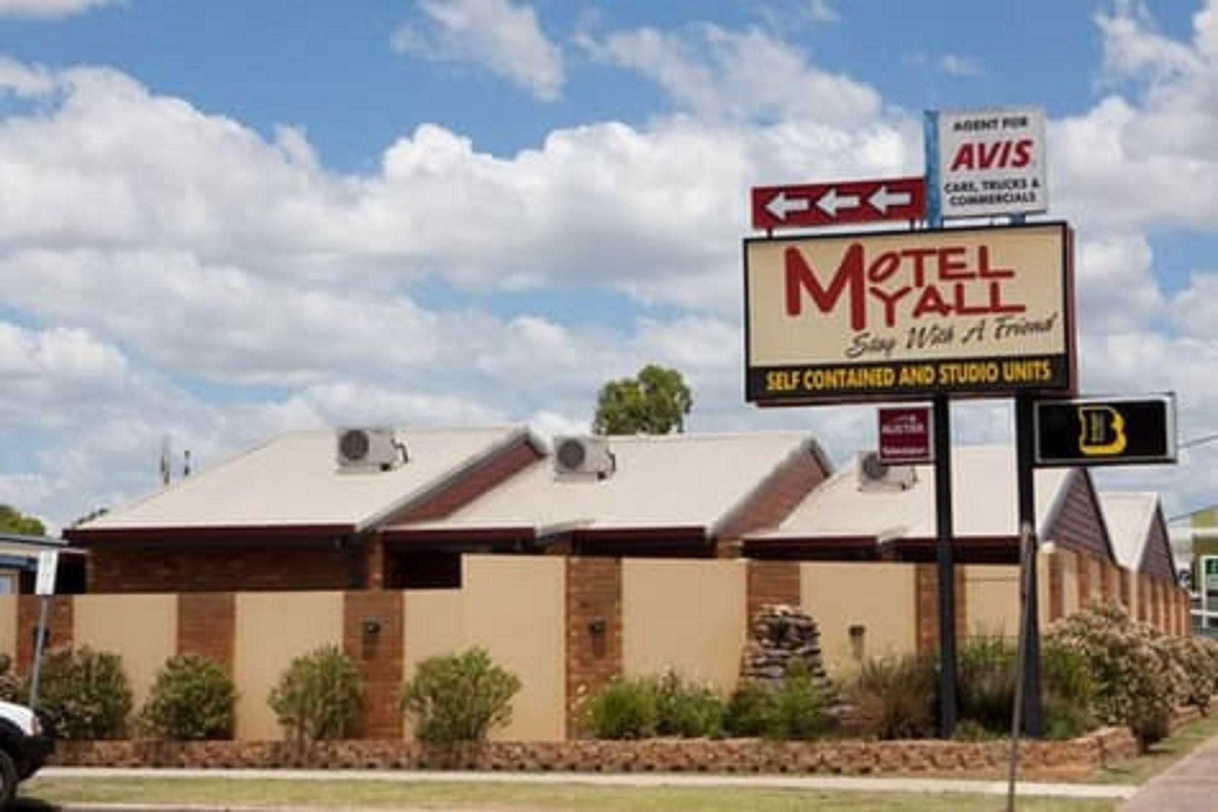 Motel Myall - Accommodation Nelson Bay