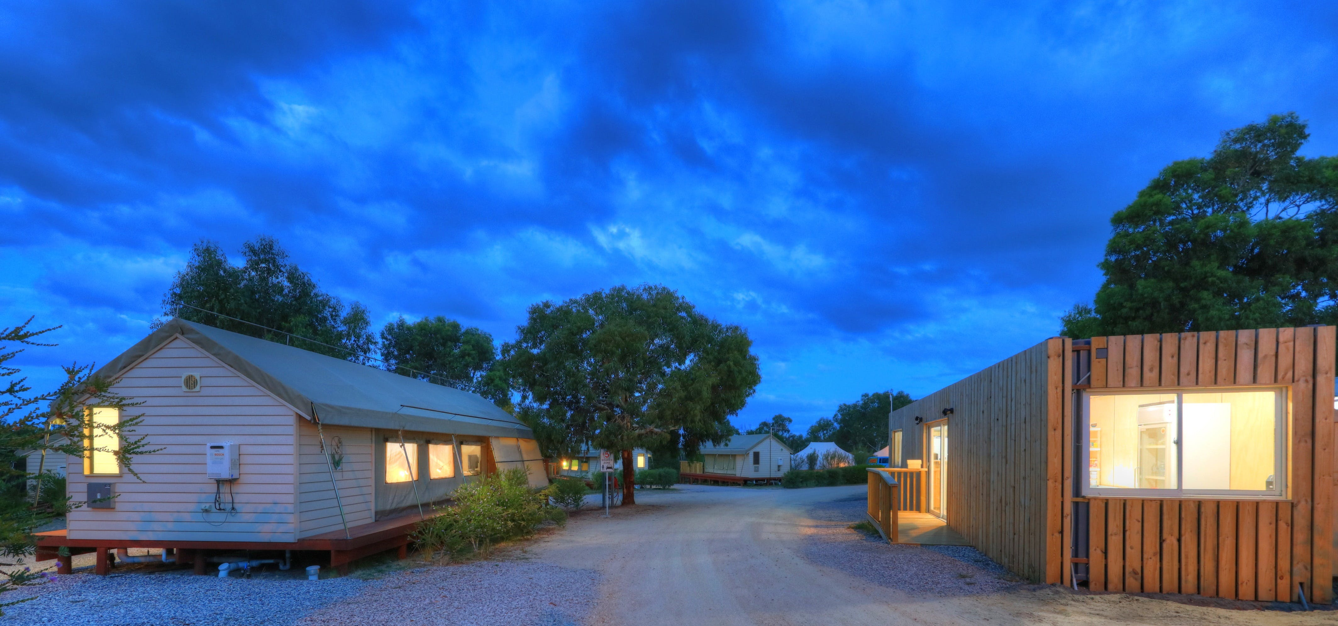Scamander Sanctuary Holiday Park - Accommodation Nelson Bay