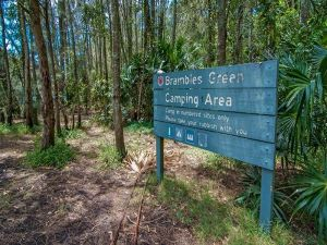 Brambles Green campground - Accommodation Nelson Bay