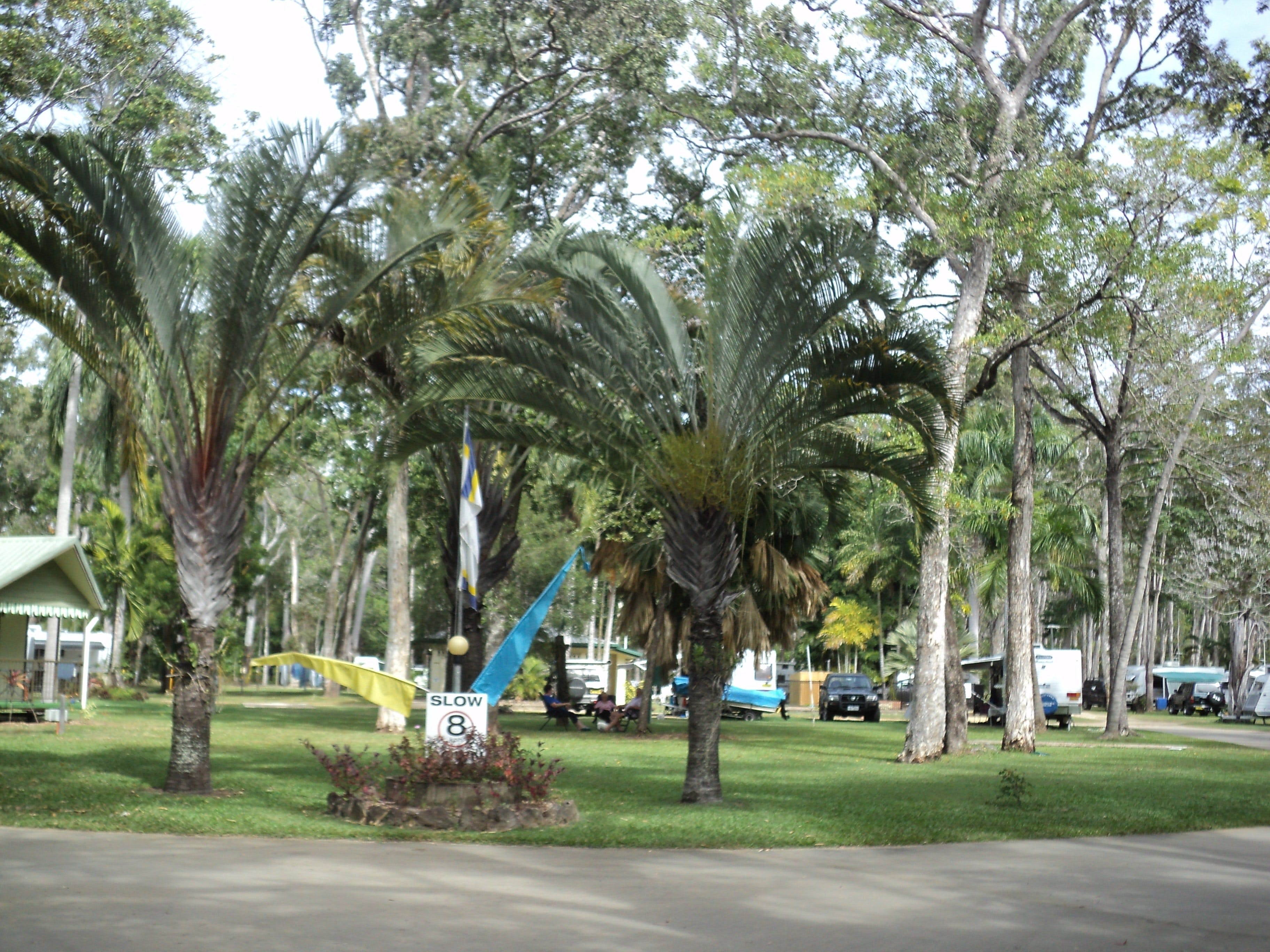 Travellers Rest Caravan and Camping Park - Accommodation Nelson Bay