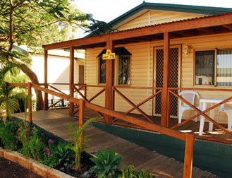Wintersun Caravan  Tourist Park - Accommodation Nelson Bay