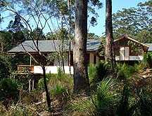 Grass Trees Escape - Accommodation Nelson Bay