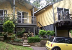 Ttwo Peaks Guesthouse - Accommodation Nelson Bay