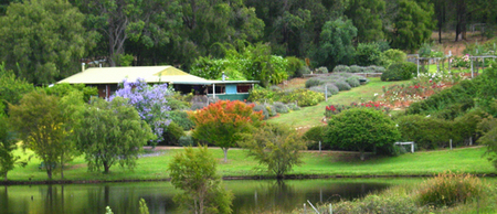 Pemberton Lavender and Berry Farm Cafe and Cottages - Accommodation Nelson Bay