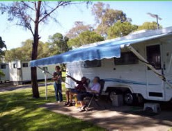 Bega Caravan Park - Accommodation Nelson Bay