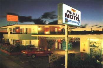 Princes Motel - Accommodation Nelson Bay