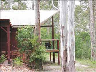 Bewong River Retreat - Accommodation Nelson Bay