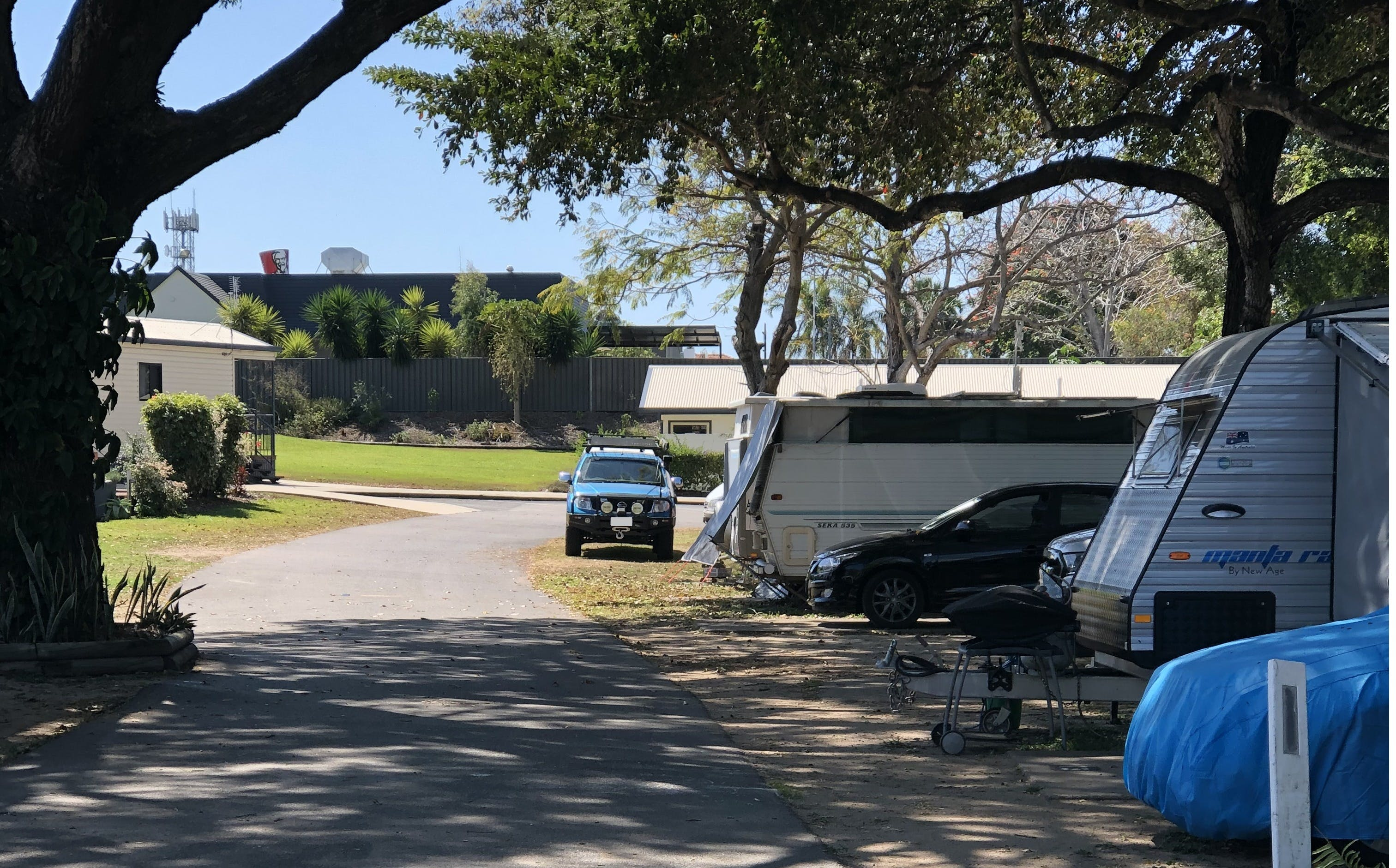 Burdekin Cascades Caravan Park - Accommodation Nelson Bay