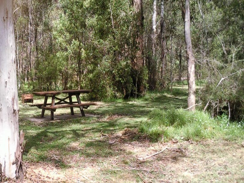 Mulloon Creek campground - Accommodation Nelson Bay