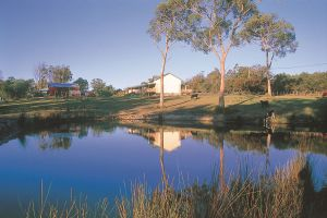 Platypus Park Country Retreat - Accommodation Nelson Bay