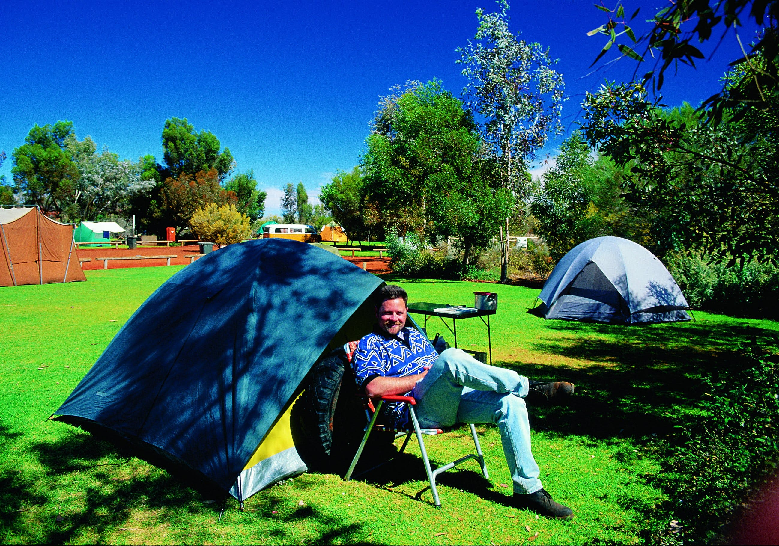 Ayers Rock Campground - Accommodation Nelson Bay