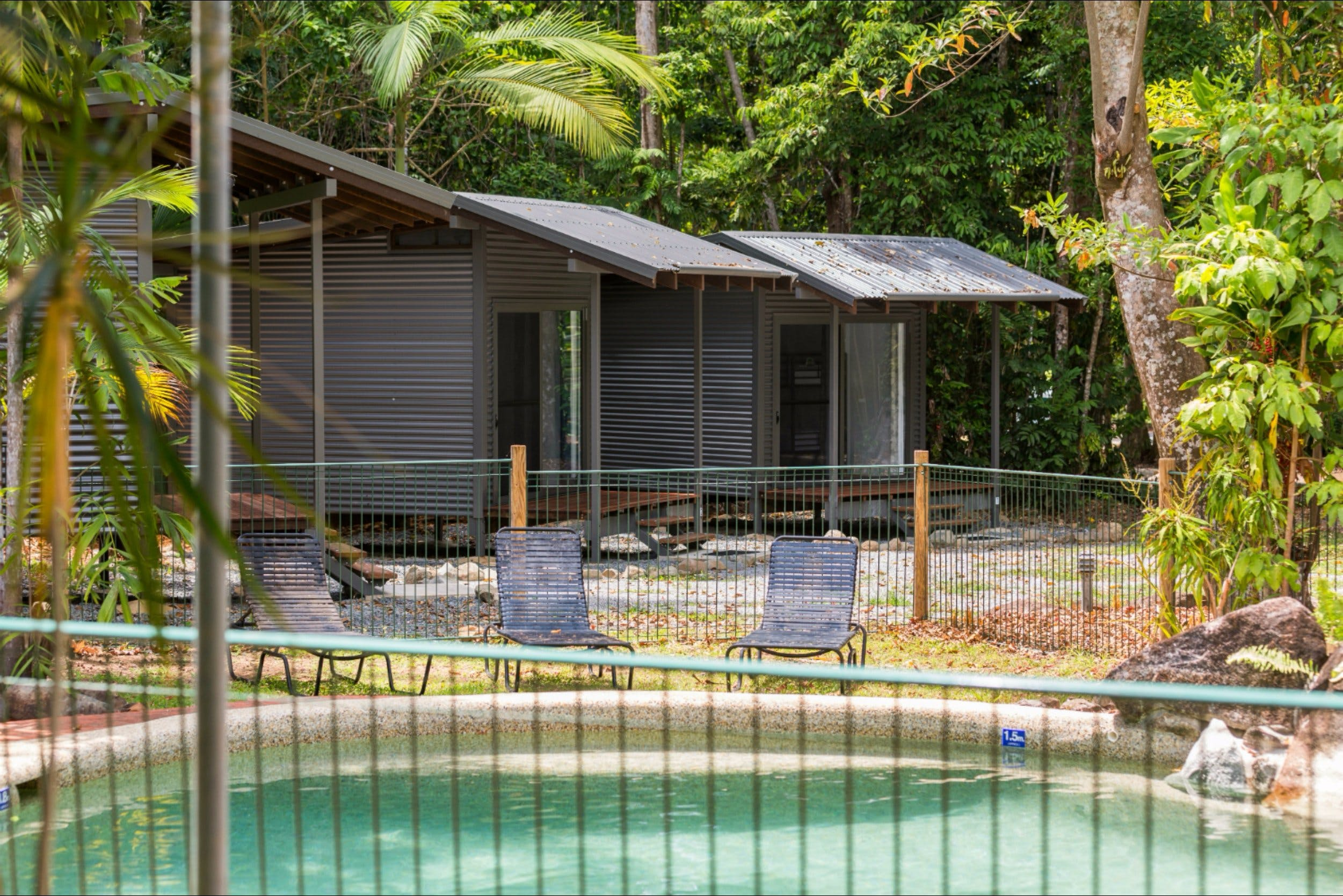 Safari Lodge - Accommodation Nelson Bay