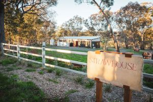 Strawhouse - Accommodation Nelson Bay