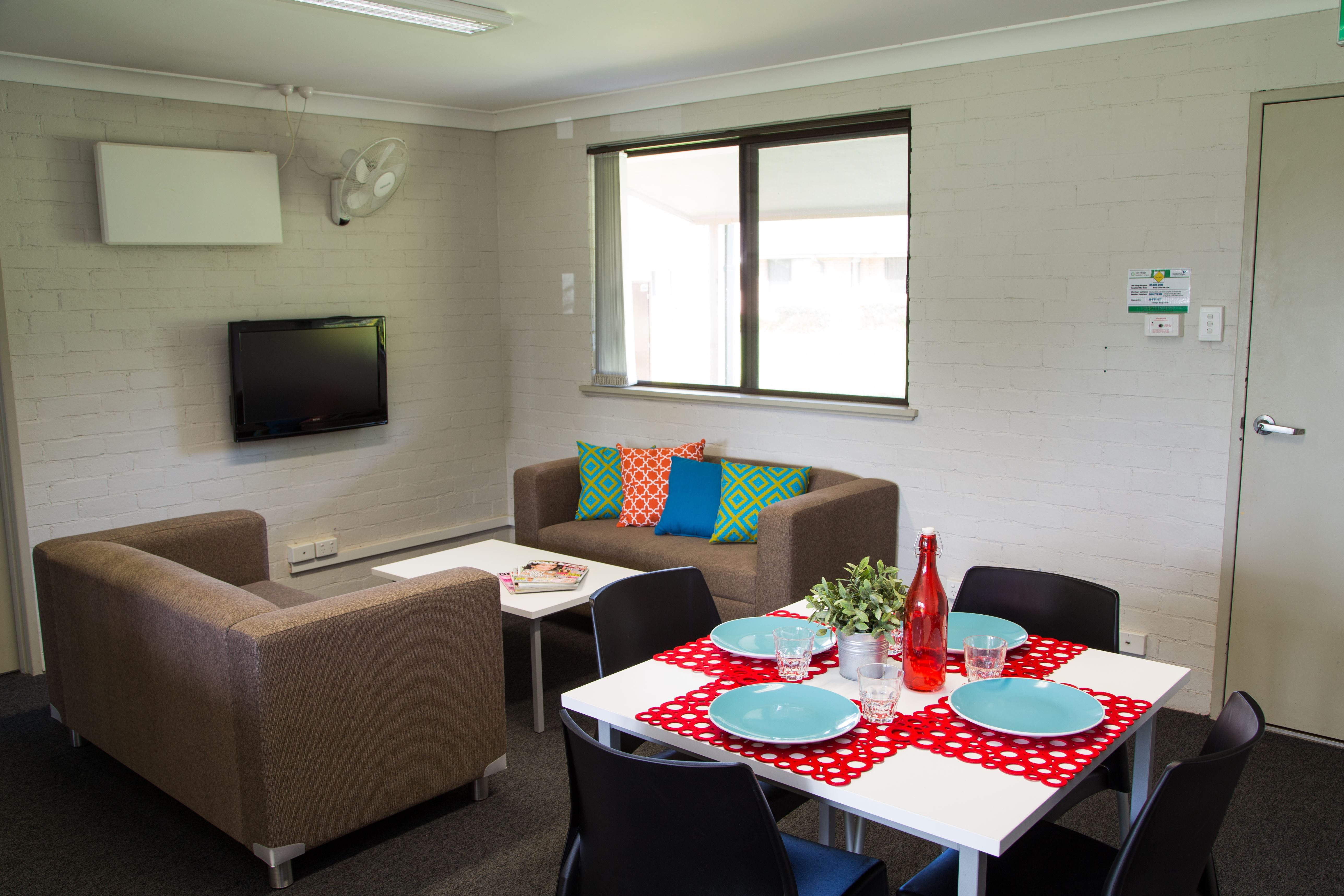 Western Sydney University Village Hawkesbury - Accommodation Nelson Bay