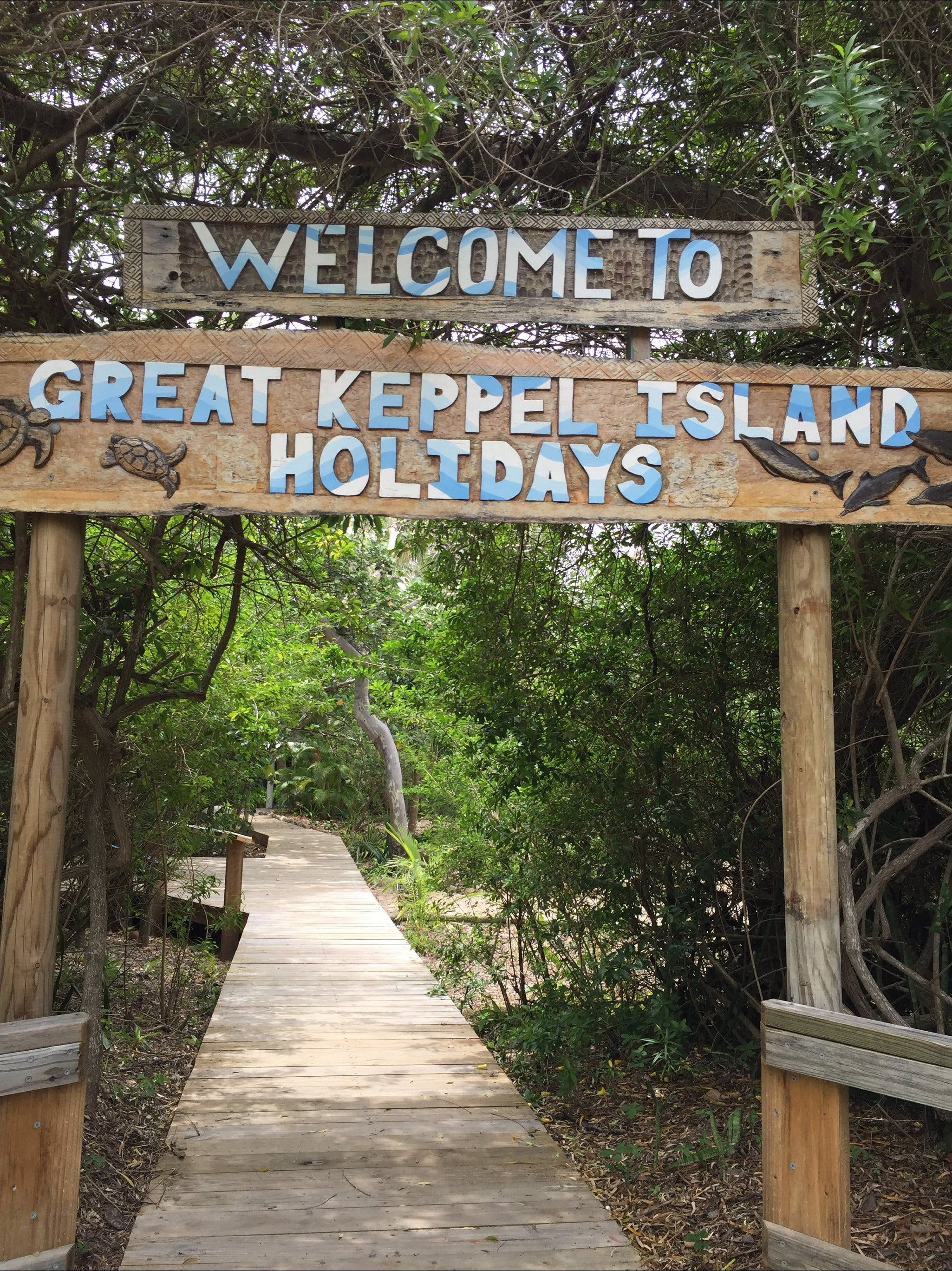 Great Keppel Island Holiday Village - Accommodation Nelson Bay