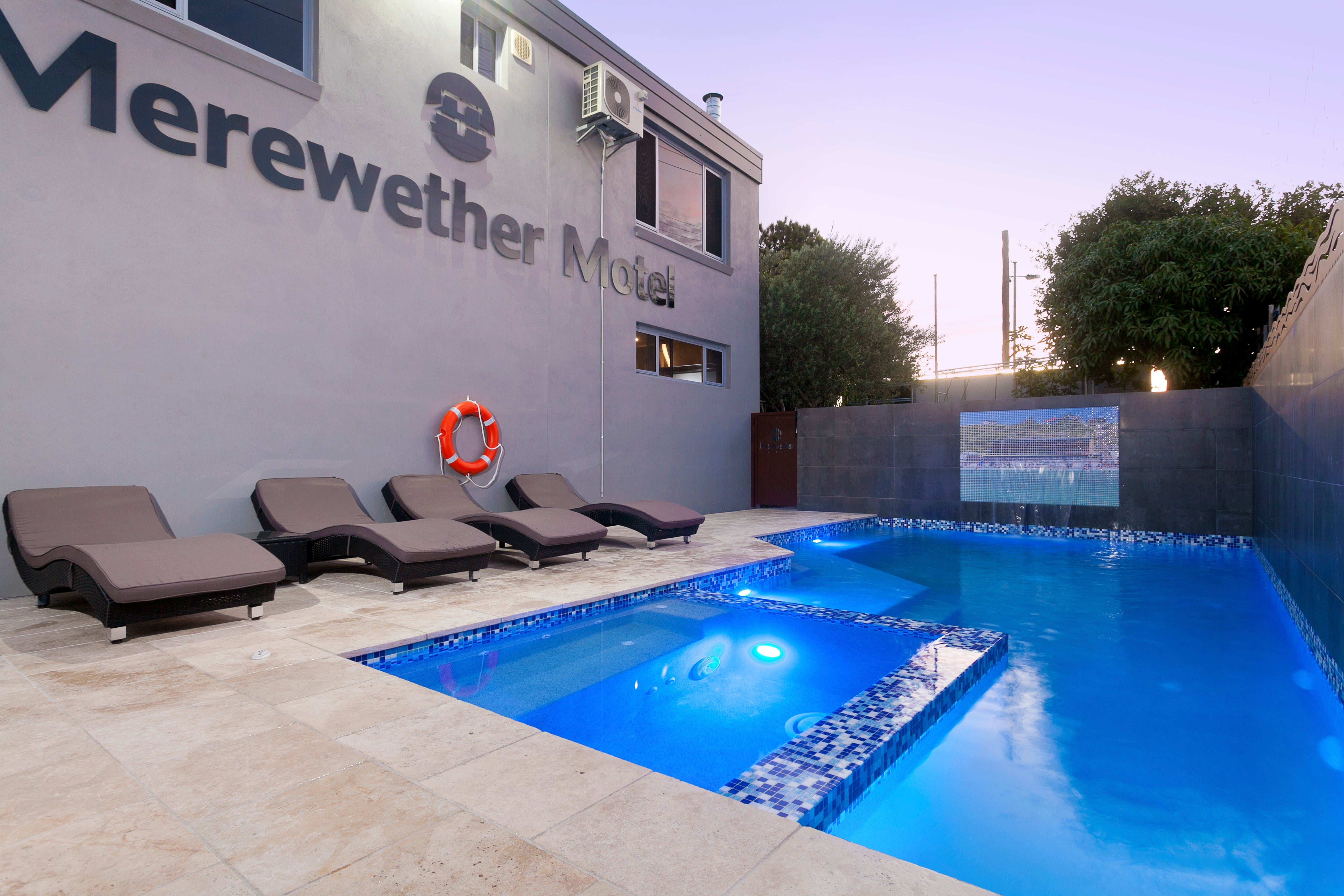 Merewether Motel - Accommodation Nelson Bay