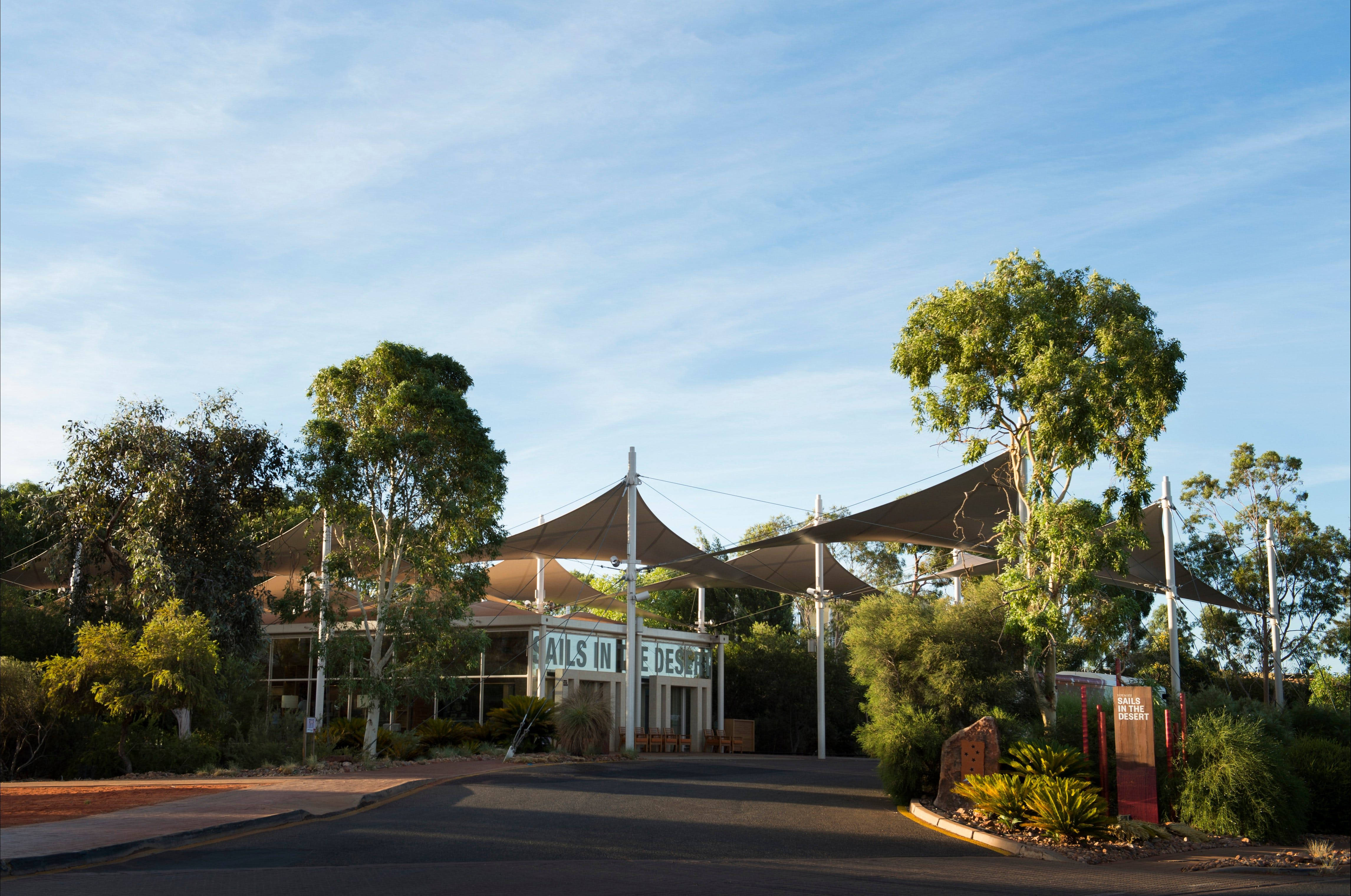 Sails in the Desert - Accommodation Nelson Bay