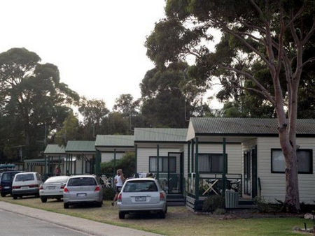 Bairnsdale Holiday Park - Accommodation Nelson Bay