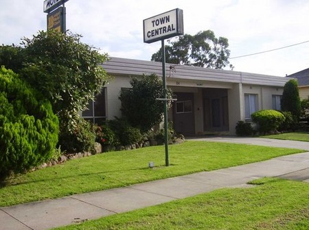Bairnsdale Town Central Motel - Accommodation Nelson Bay
