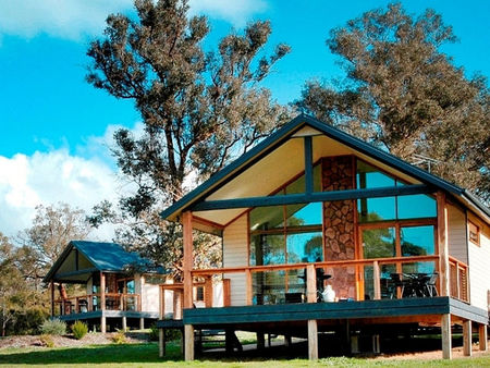 Yering Gorge Cottages and Nature Reserve - Accommodation Nelson Bay