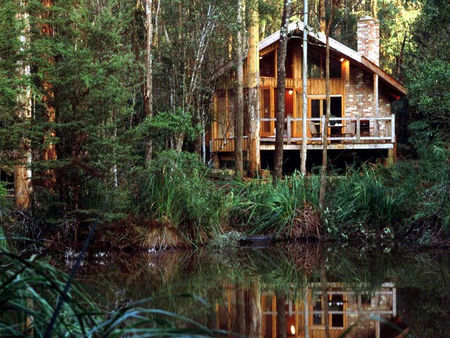 Woodlands Rainforest Retreat - Accommodation Nelson Bay