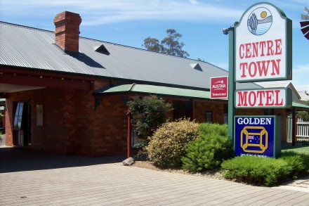 Centretown Motel Nagambie - Accommodation Nelson Bay